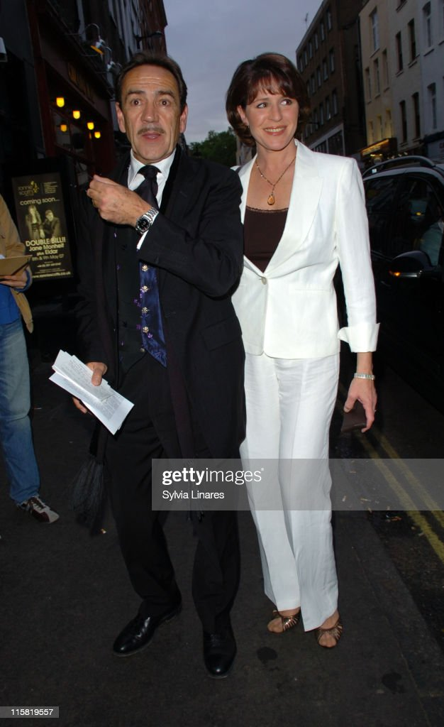 Celebrity Sightings at Ronnie Scott's in London - May 6, 2007