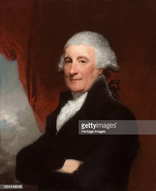 Robert Liston, 1800. Artist Gilbert Stuart.