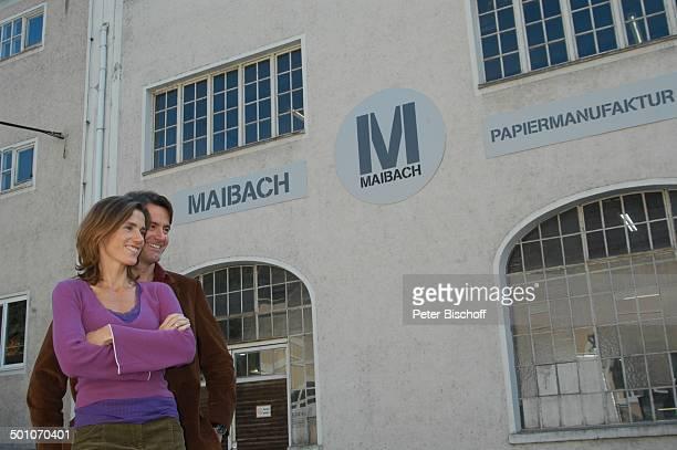 Robert Lohr Julia Bremermann ARDZweiteiler Meine liebe Familie alter Titel Familienbande Papierfabrk Maibach Original Papierfabrik Pfleiderer...