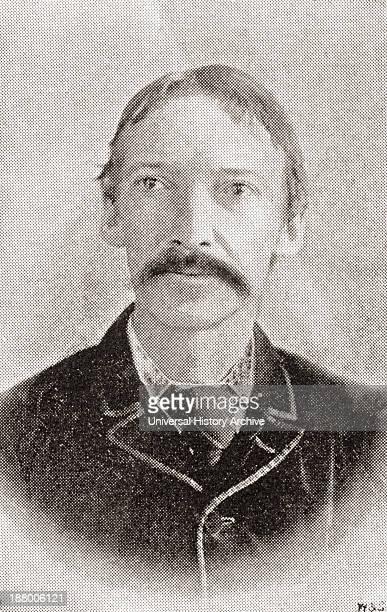 Robert Louis Balfour Stevenson 1850 – 1894 Scottish Novelist Poet Essayist And Travel Writer From The Strand Magazine Published 1894