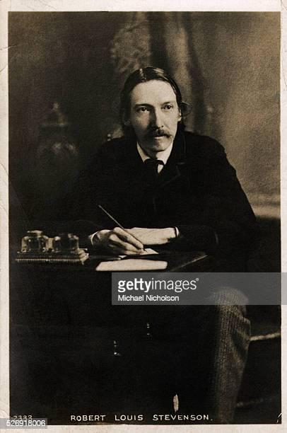 Robert Louis Stevenson author of The New Arabian Nights and Treasure Island