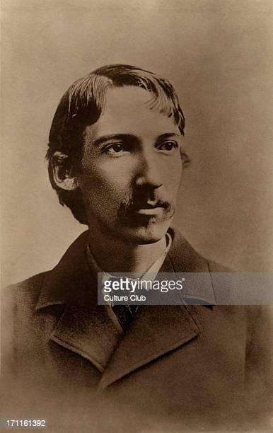 Robert Louis Stevenson Robert Louis Stevenson Portrait of the Scottish writer 13 November 1850 3 December 1894