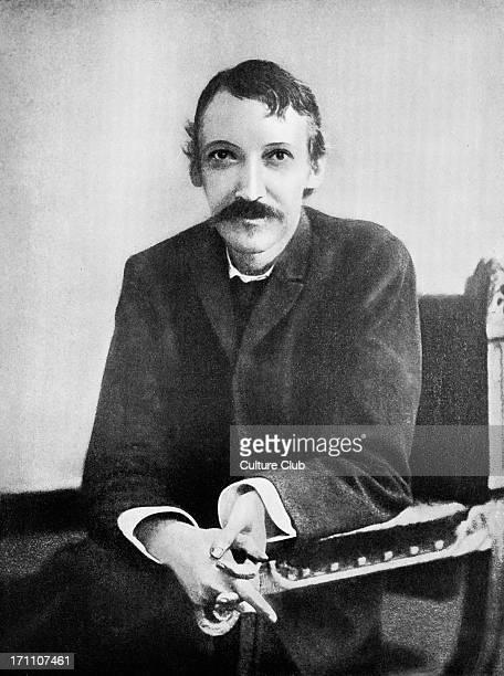 Robert Louis Stevenson Robert Louis Stevenson Scottish novelist poet and travel writer 13 November 1850–3 December 1894