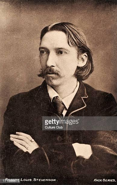 Robert Louis Stevenson Scottish writer 13 November 1850 3 December 1894