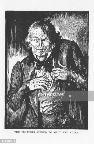 Robert Louis Stevenson The Strange Case of Dr Jekyll and Mr Hyde first published 1886 Hyde having taken the antidote the features seemed to melt and...