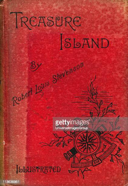 Robert Louis Stevenson Treasure Island adventure novel for children first serialised as The Sea Cook or Treasure Island in Young Folks 188182 and in...