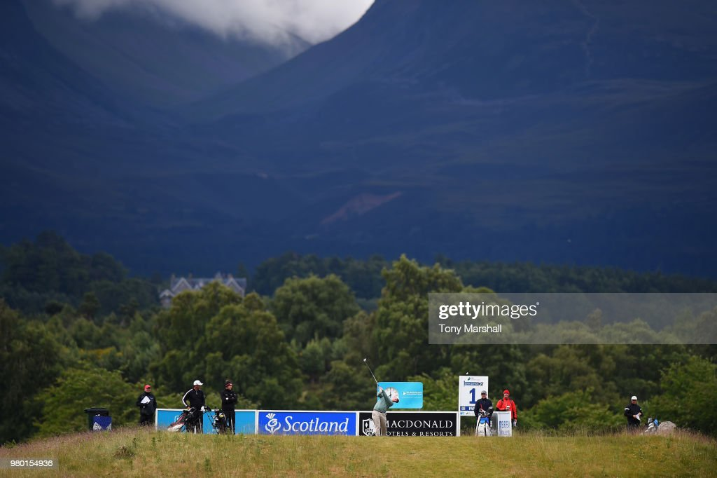 SSE Scottish Hydro Challenge - Day One