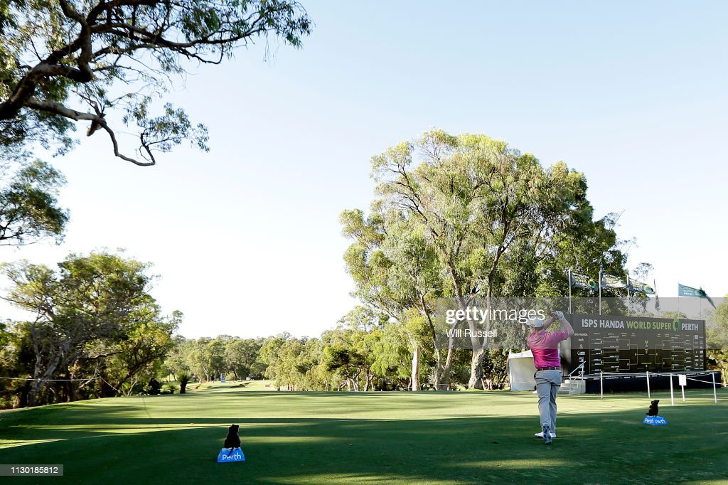 AUS: ISPS Handa World Super 6 Perth - Day Four