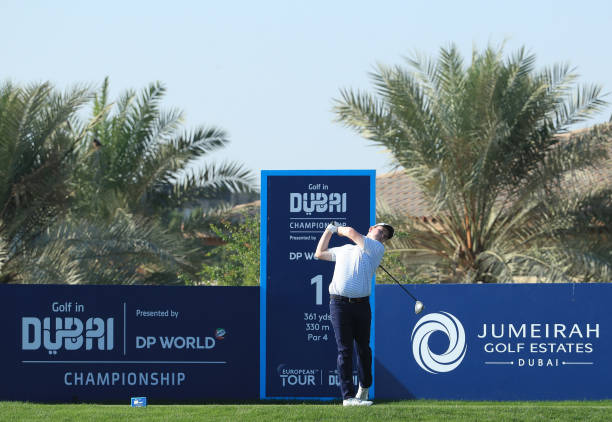 ARE: Golf in Dubai Championship presented by DP World - Day Four
