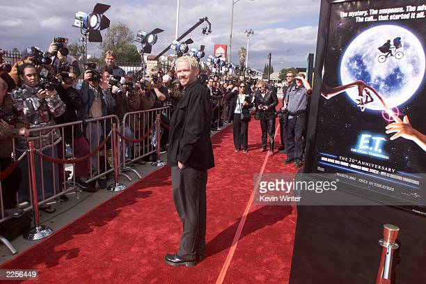 Robert MacNaughton at the 20th anniversary premiere of ET The ExtraTerrestrial at the Shrine Auditorium in Los Angeles Ca Saturday March 16 2002...