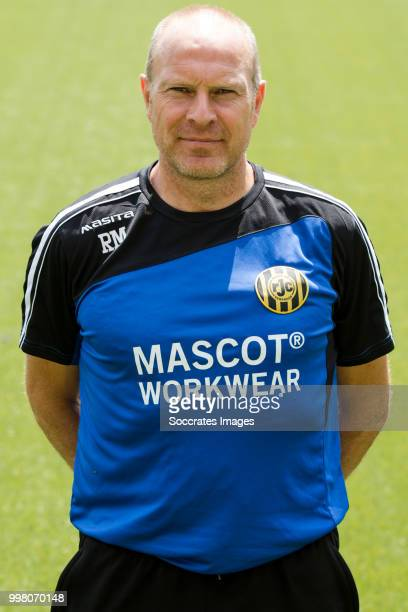 Robert Molenaar during the Photocall Roda JC at the Parkstad Limburg Stadium on July 12 2018 in Kerkrade Netherlands