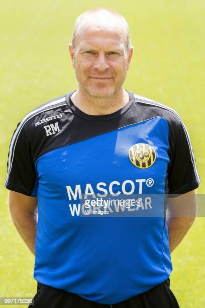 Robert Molenaar during the team presentation of Roda jc on July 12 2018 at the Parkstad Limburg stadium in Kerkrade The Netherlands