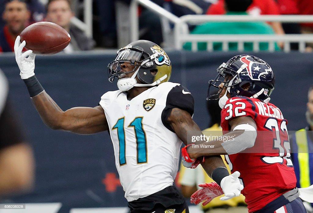 Jacksonville Jaguars v Houston Texans : News Photo