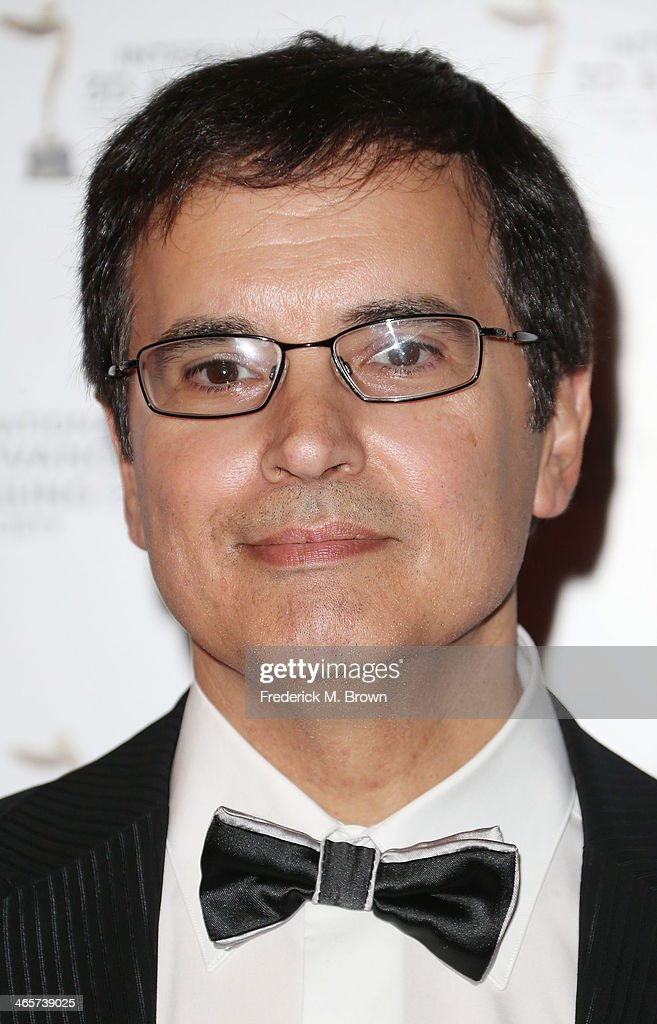 Robert Neuman attends the 2014 International 3D and Advanced Imaging Society's Creative Arts Awards at the Steven J. Ross Theatre, Warner Bros. Studios on January 28, 2014 in Burbank, California.
