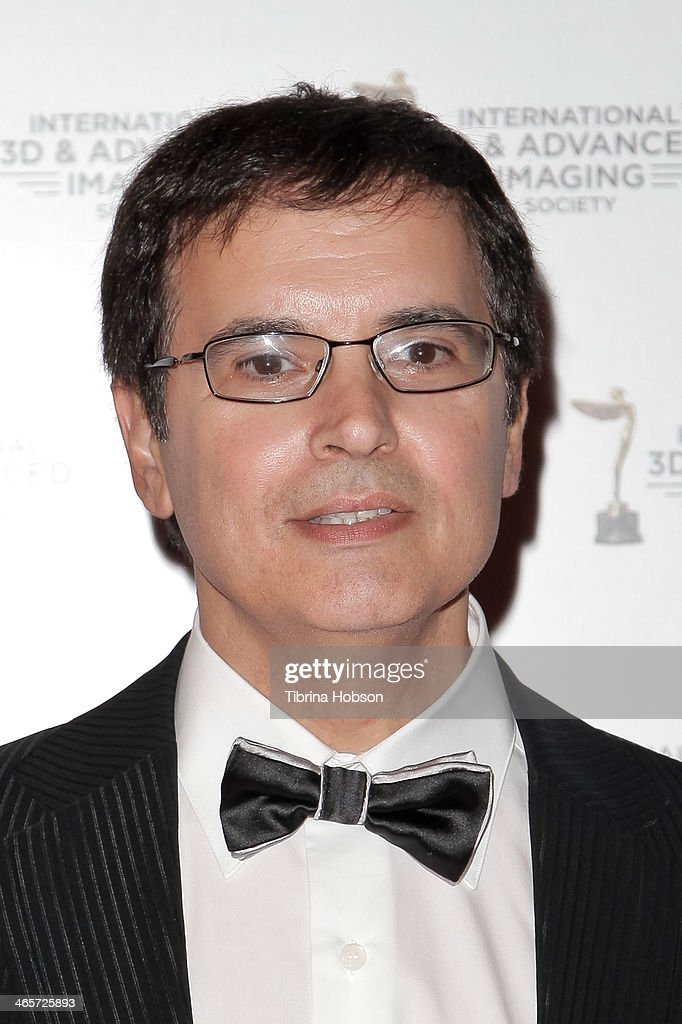 Robert Neuman attends the annual International 3D and Advanced Imaging Society's Creative Arts Awards at Warner Bros. Studios on January 28, 2014 in Burbank, California.
