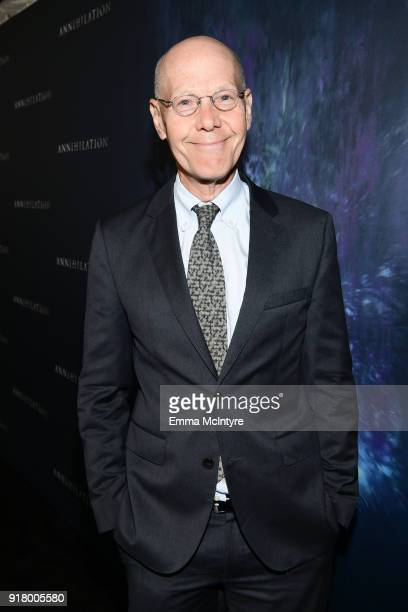 Robert Newman attends the premiere of Paramount Pictures' 'Annihilation' at Regency Village Theatre on February 13 2018 in Westwood California