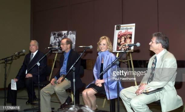 Robert Osborne, Stephen H. Bogart, Pia Lindstrom and Leslie Epstein