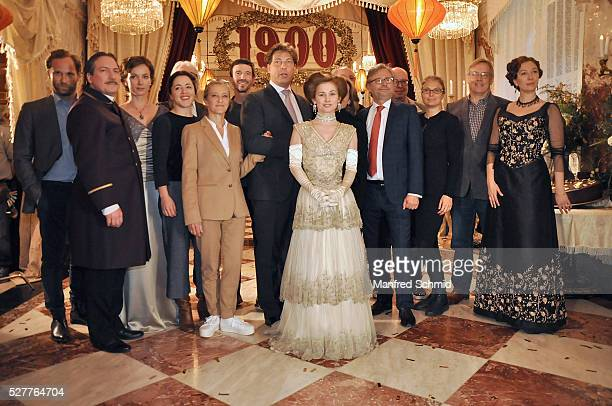 Robert Palfrader Julia Koschitz Robert Dornhelm Ursula Strauss Francesca von Habsburg Matthias Winkler Kathrin Zechner Alexander Wrabetz and Josefine...
