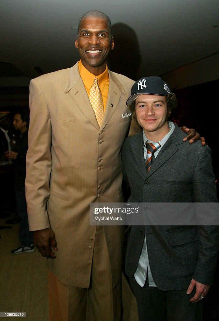 GQ Magazine 2004 NBA All Star Party