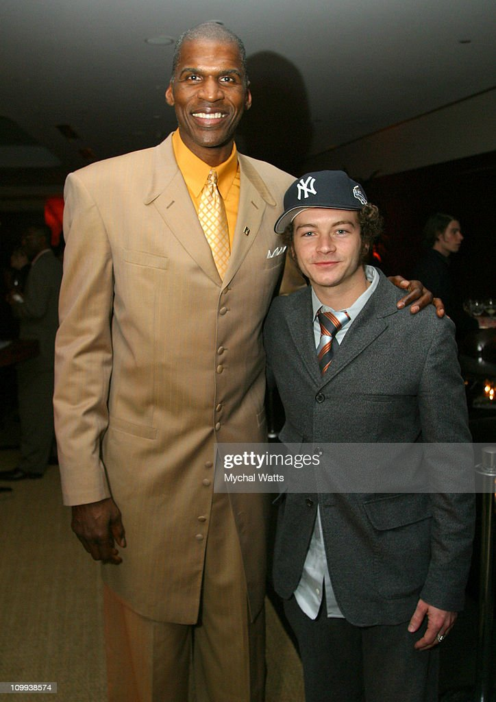 GQ Magazine 2004 NBA All Star Party