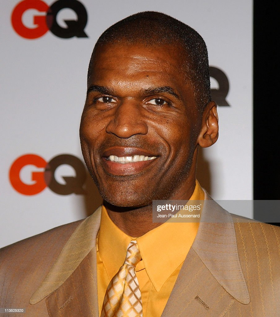 GQ Magazine - 2004 NBA All-Star Party - Arrivals