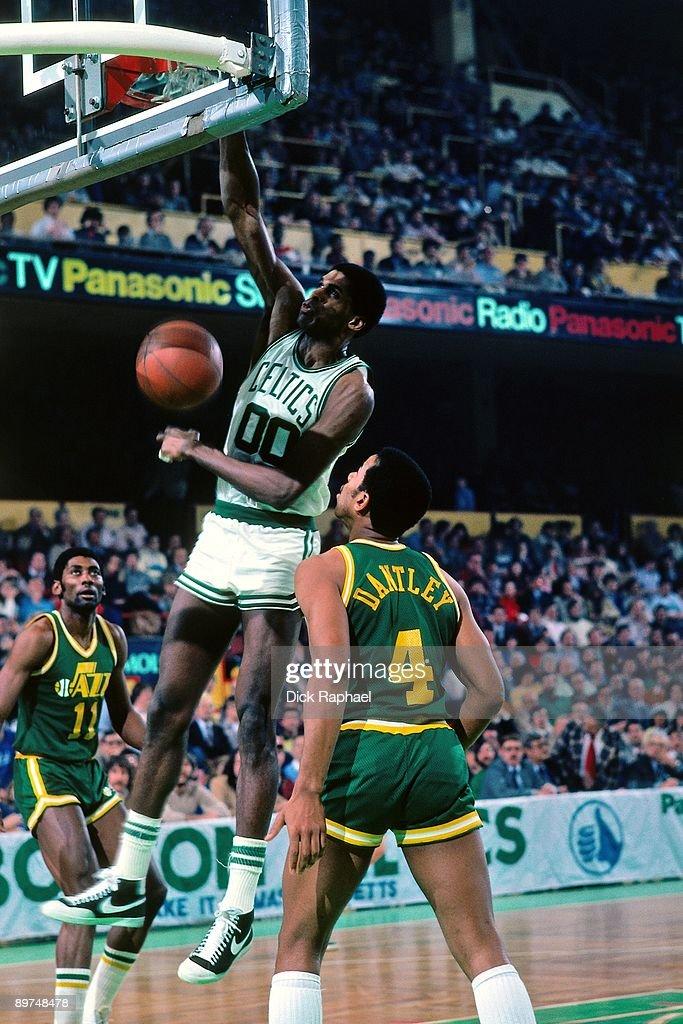 Utah Jazz vs. Boston Celtics : News Photo