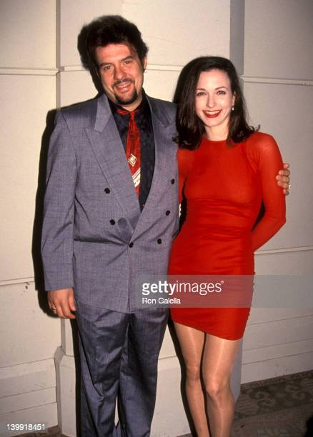Robert Pastorelli and Bebe Neuwirth at the 6th Annual Genesis Awards, Beverly Hilton Hotel, Beverly Hills.