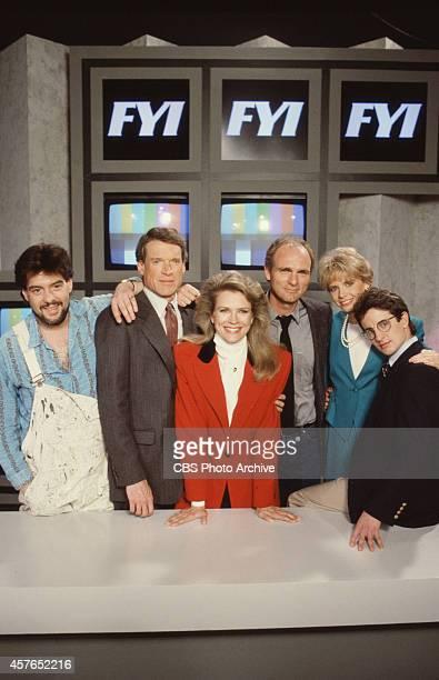 BROWN Robert Pastorelli as Eldin Bernecky Charles Kimbrough as Jim Dial Candice Bergen as Murphy Brown Joe Regalbuto as Frank Fontana Faith Ford as...