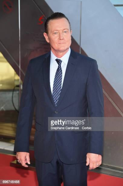Robert Patrick attends the 57th Monte Carlo TV Festival Opening Ceremony on June 16, 2017 in Monte-Carlo, Monaco.