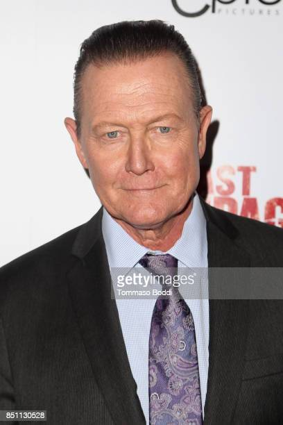 """Robert Patrick attends the Premiere Of Epic Pictures Releasings' """"Last Rampage"""" at ArcLight Cinemas on September 21, 2017 in Hollywood, California."""