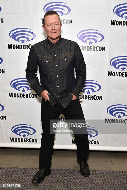 Robert Patrick attends the 'Scorpion' panel at WonderCon 2016 at Los Angeles Convention Center on March 26, 2016 in Los Angeles, California.