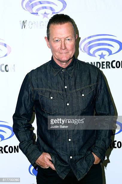 Robert Patrick attends the Scorpion panel on day 2 of WonderCon 2016 at Los Angeles Convention Center on March 26, 2016 in Los Angeles, California.