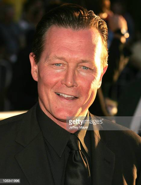 "Robert Patrick during ""Ladder 49"" World Premiere - Arrivals at El Capitan Theatre in Hollywood, California, United States."