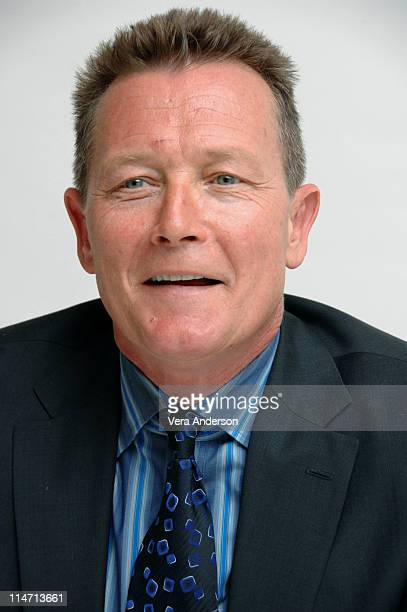 "Robert Patrick during ""The Unit"" Press Conference with Dennis Haysbert, Scott Foley and Robert Patrick at Four Seasons in Beverly Hills, California,..."