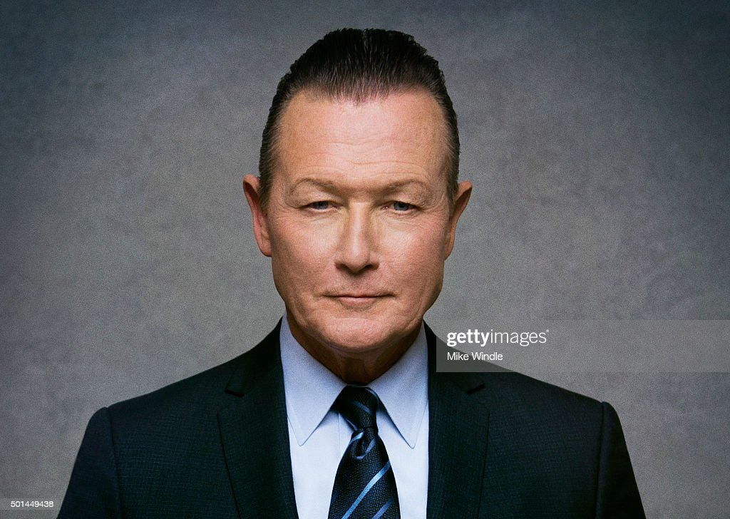 Robert Patrick poses for a portrait at the Sinatra 100: An All-Star GRAMMY Concert at Wynn Las Vegas on December 2, 2015 in Las Vegas, Nevada.