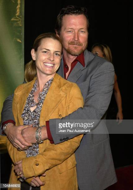 Robert Patrick & wife Barbara during NBC All-Star Winter Party at Bliss in Los Angeles, California, United States.