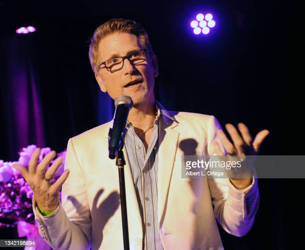 Robert Patteri attends the EP Release Party for Jade Patteri held at The Federal NoHo on September 21, 2021 in North Hollywood, California.