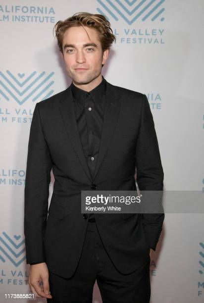 Robert Pattinson appears at the 42nd Mill Valley Film Festival Special Screenings Of The Lighthouse And Harriet on October 5 2019 in Mill Valley...