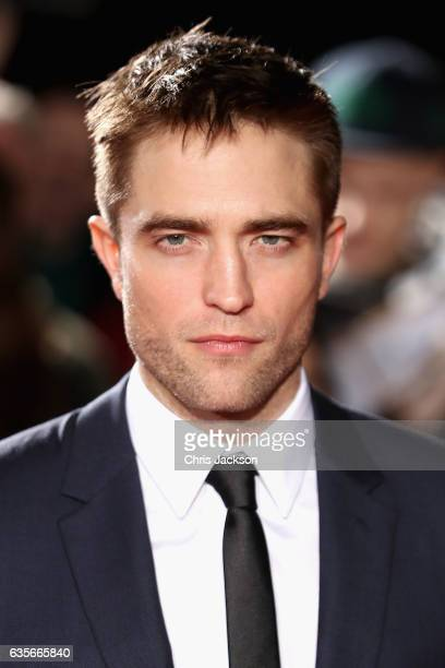 Robert Pattinson arrives at 'The Lost City of Z' UK premiere at the British Museum on February 16 2017 in London United Kingdom