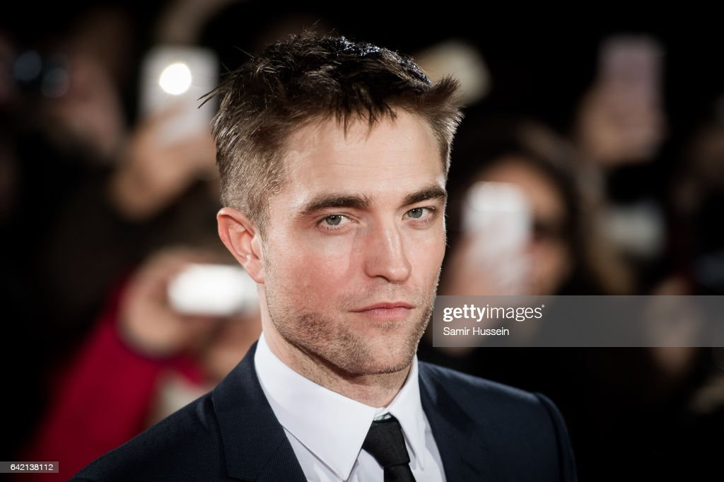 Robert Pattinson arrives at The Lost City of Z UK premiere on February 16, 2017 in London, United Kingdom.