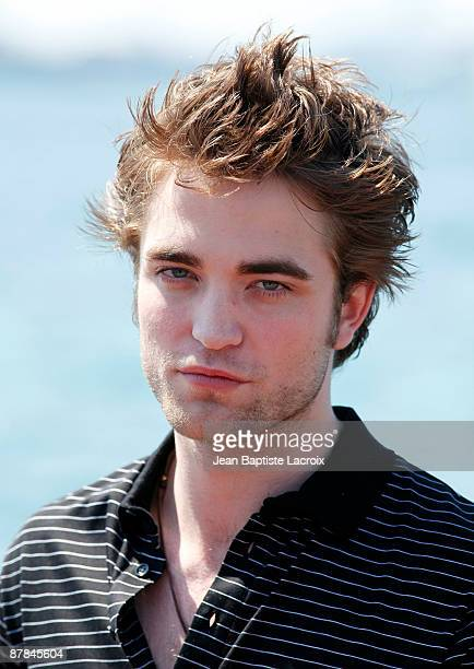 Robert Pattinson attends a photo call at the Magestic Pier during the 62nd Annual Cannes Film Festival on May 19 2009 in Cannes France