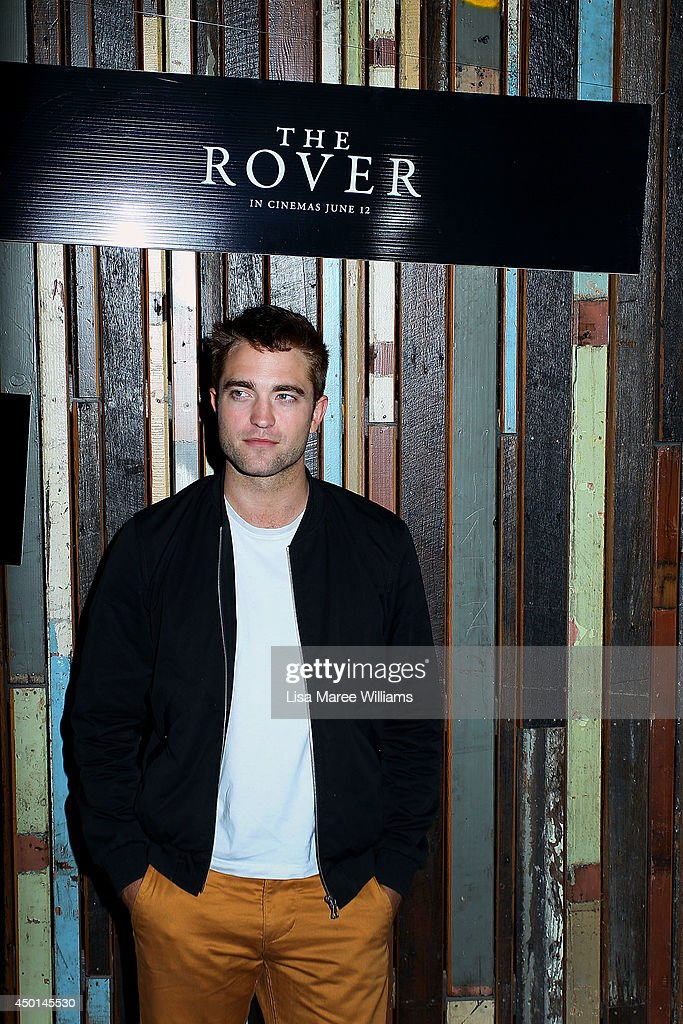 Robert Pattinson attends a photo call for 'The Rover' as part of the Sydney Film Festival at Sydney Theatre on June 6, 2014 in Sydney, Australia.