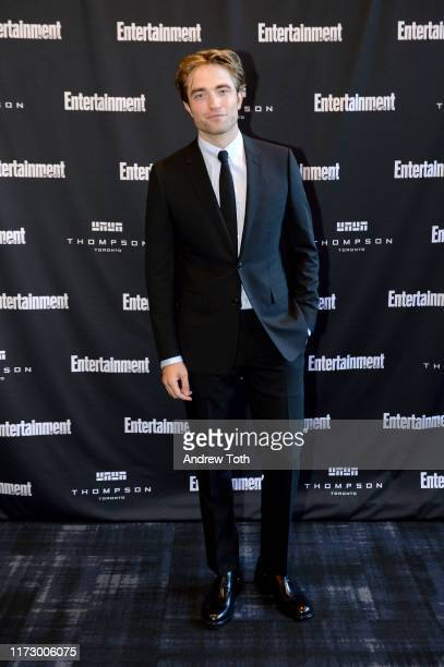 Robert Pattinson attends Entertainment Weekly's Must List Party at the Toronto International Film Festival 2019 at the Thompson Hotel on September 07...