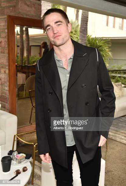 Robert Pattinson attends 'Indie Contenders Roundtable' at AFI FEST 2017 Presented By Audi at Hollywood Roosevelt Hotel on November 12 2017 in...