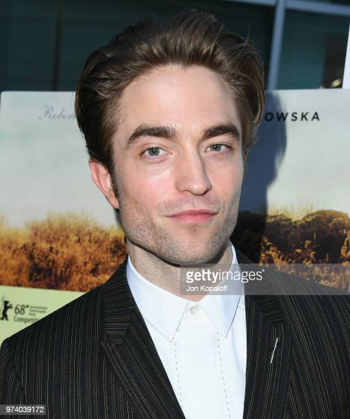 Robert Pattinson attends Magnolia Pictures' 'Damsel' Premiere at ArcLight Hollywood on June 13 2018 in Hollywood California
