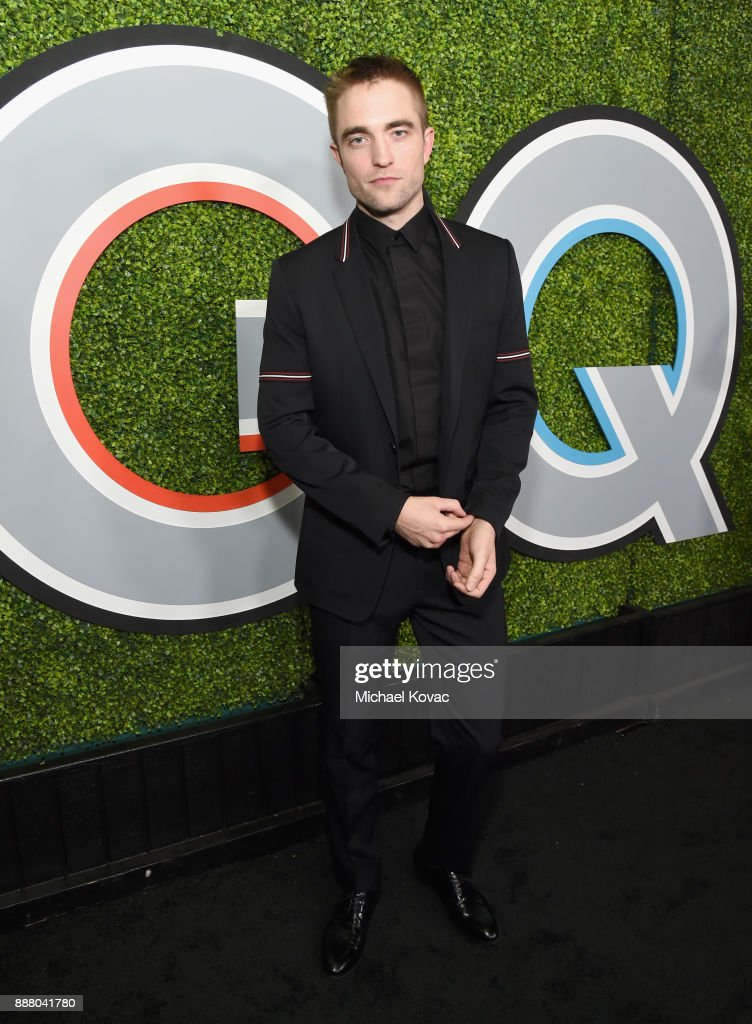 Robert Pattinson attends the 2017 GQ Men of the Year party at Chateau Marmont on December 7, 2017 in Los Angeles, California.