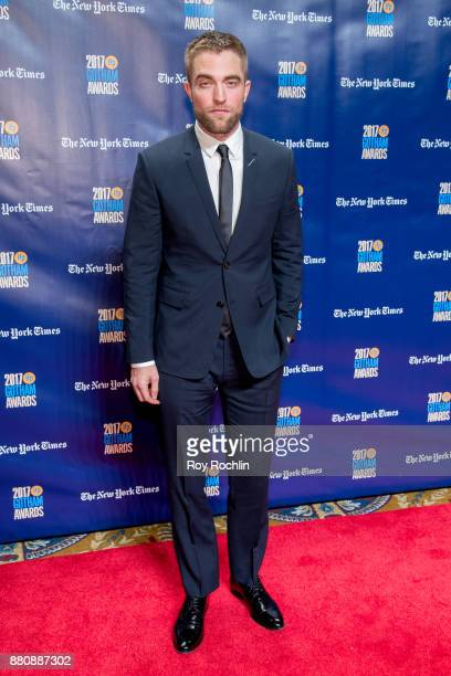 Robert Pattinson attends the 2017 IFP Gotham Awards at Cipriani Wall Street on November 27 2017 in New York City