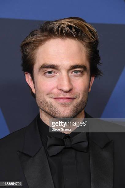 Robert Pattinson attends the Academy Of Motion Picture Arts And Sciences' 11th Annual Governors Awards at The Ray Dolby Ballroom at Hollywood &...
