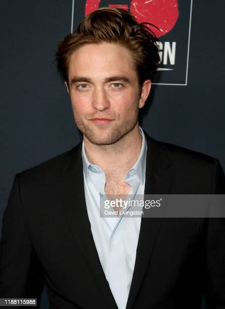 Robert Pattinson attends the Go Campaign's 13th Annual Go Gala at NeueHouse Hollywood on November 16 2019 in Los Angeles California
