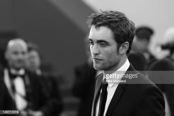 Robert Pattinson attends the 'On The Road' premiere during the 65th Annual Cannes Film Festival at Palais des Festivals on May 23 2012 in Cannes...